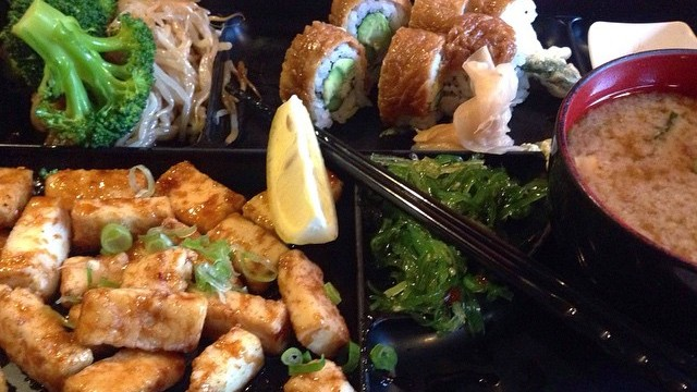 Vegan restaurants asheville nc for Asaka authentic japanese cuisine asheville nc